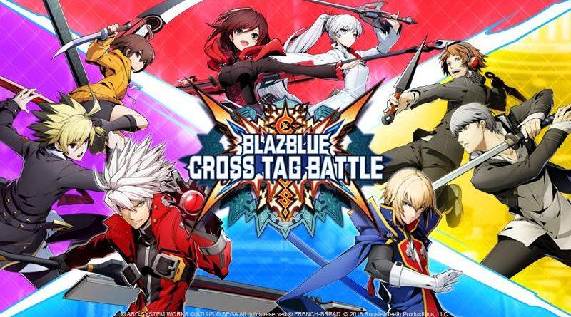BlazBlue Cross Tag Battle Nintendo Switch PS4