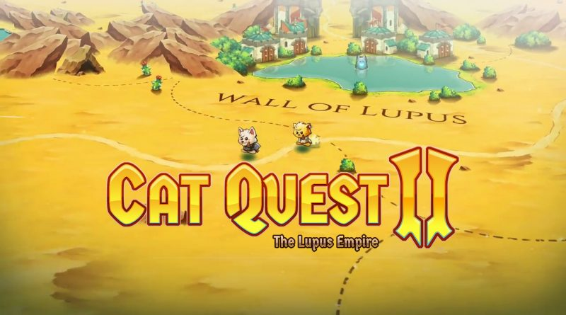 Cat Quest II Nintendo Switch