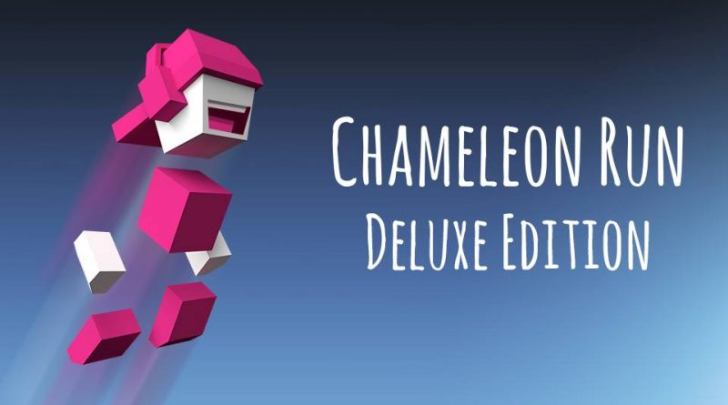 Chameleon Run Deluxe Edition Nintendo Switch