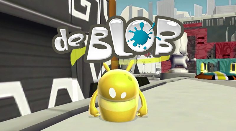 de Blob Nintendo Switch