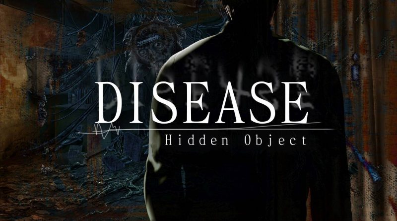 Disease: Hidden Object Nintendo Switch