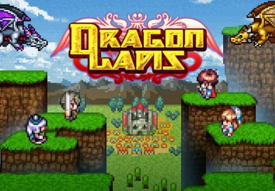 Retro RPG Dragon Lapis Available Now For Nintendo 3DS