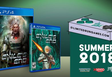Exile's End Physical Edition Announced For PS Vita & PS4