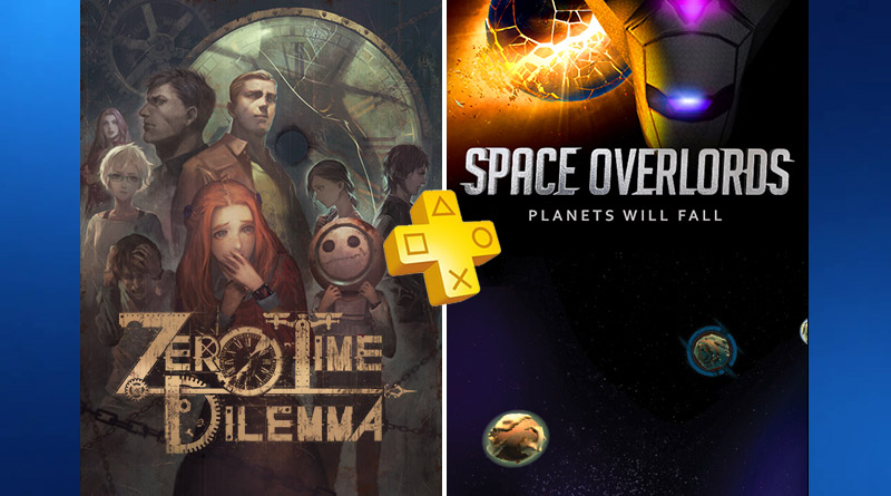 Free PlayStation Plus PS Vita Games July 2018
