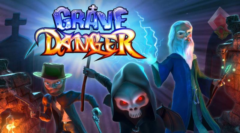 Grave Danger Nintendo Switch