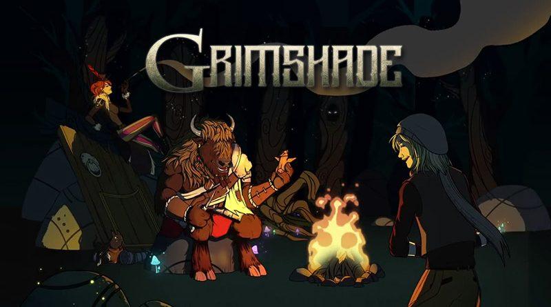 Grimshade Nintendo Switch