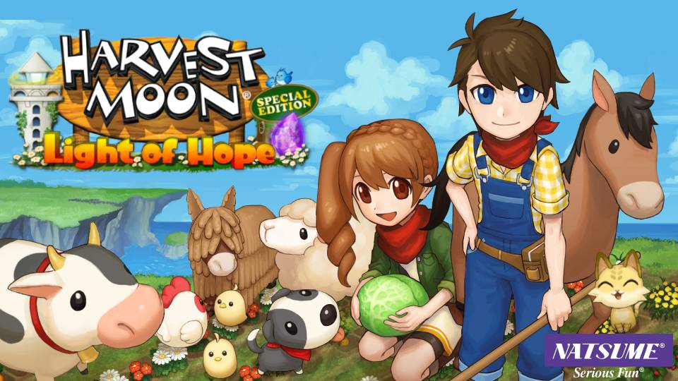 Harvest Moon: Light of Hope Nintendo Switch