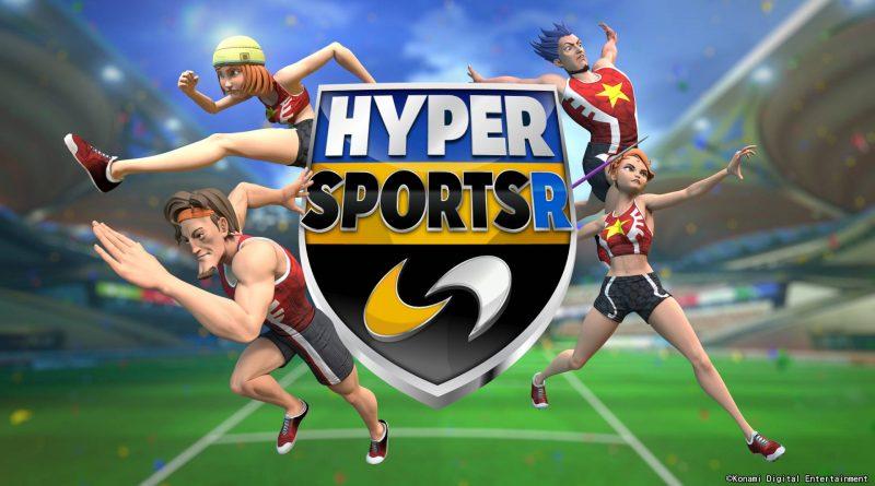 Hyper Sports R Nintendo Switch