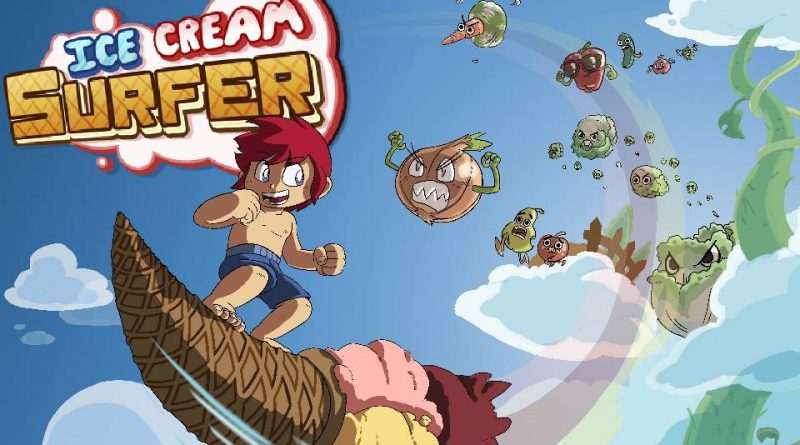 Ice Cream Surfer PS Vita PS4