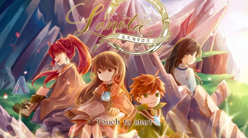 Lanota Nintendo Switch