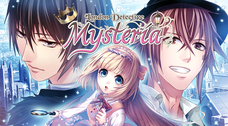 London Detective Mysteria Heading West For PS Vita In Fall 2018