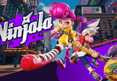 Ninjala Announced For Nintendo Switch