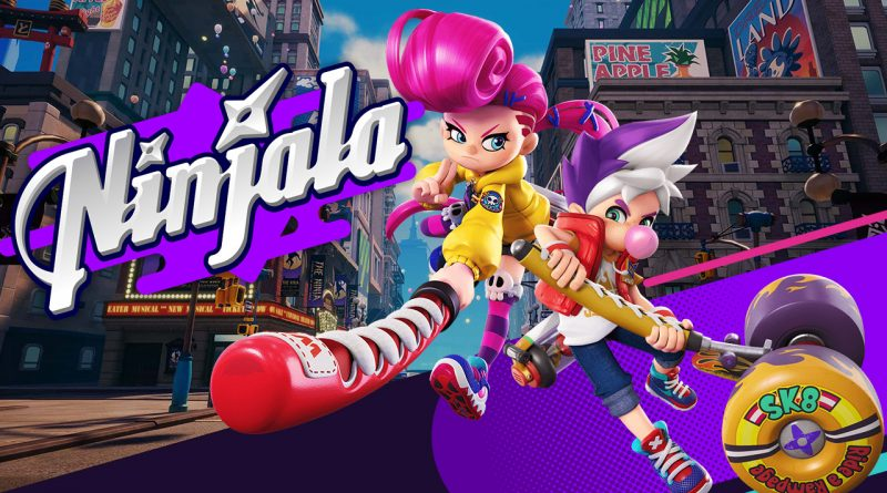 Ninjala Nintendo Switch
