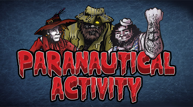 Paranautical Activity Nintendo Switch
