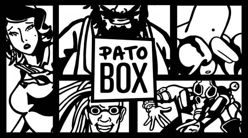 Pato Box Nintendo Switch