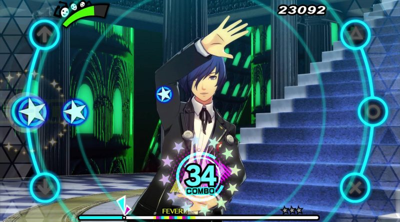 Persona 3: Dancing in Moonlight Persona 5: Dancing in Starlight PS Vita PS4