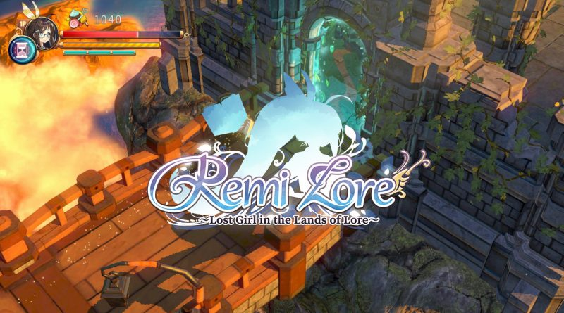 RemiLore: Lost Girl in the Lands of Lore Nintendo Switch