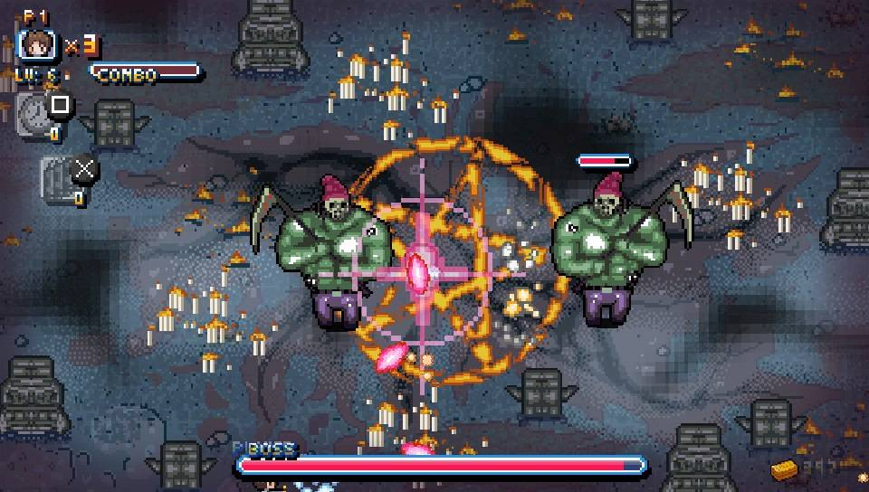 Riddled Corpses EX PS Vita