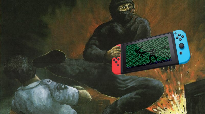 Saboteur! Nintendo Switch