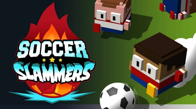 Soccer Slammers Out Now For Nintendo Switch