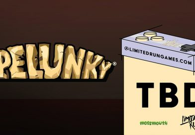 Spelunky Physical Edition Announced For PS Vita & PS4