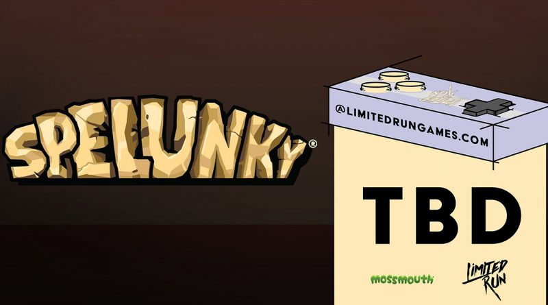 Spelunky PS Vita PS4