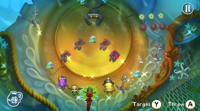 Squids Odyssey Nintendo Switch
