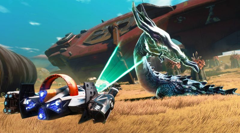 Starlink: Battle for Atlas Nintendo Switch