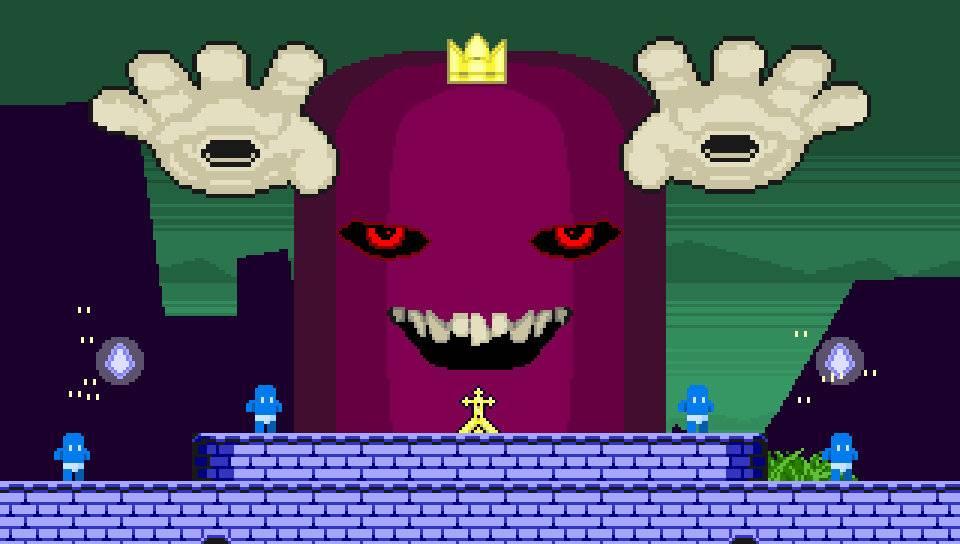 Super Skull Smash GO! 2 PS Vita