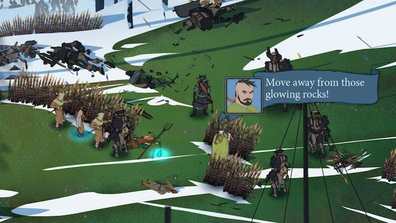 The Banner Saga 2 Nintendo Switch