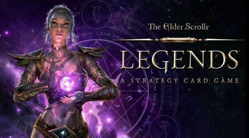 The Elder Scrolls: Legends Nintendo Switch