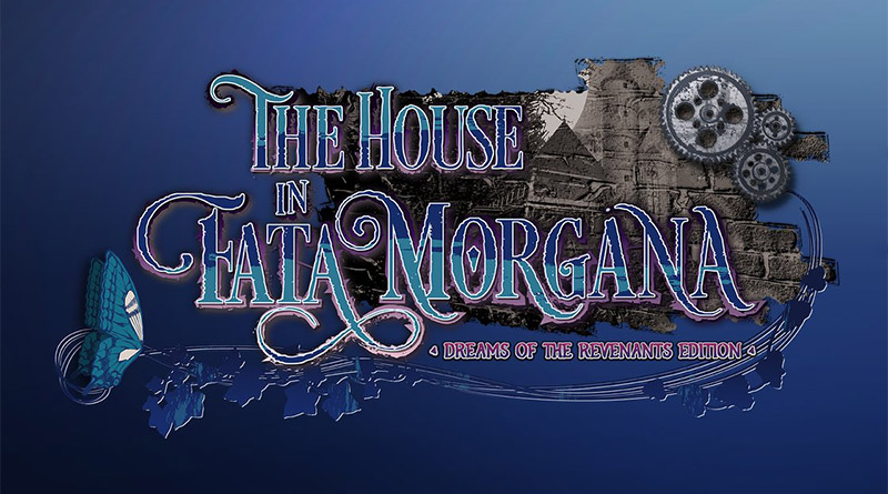 The House in Fata Morgana PS Vita PS4
