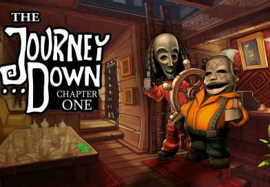 The Journey Down: Chapter One Available Now For Nintendo Switch