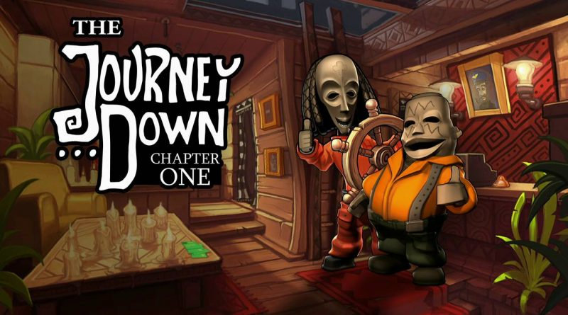 The Journey Down: Chapter One Nintendo Switch