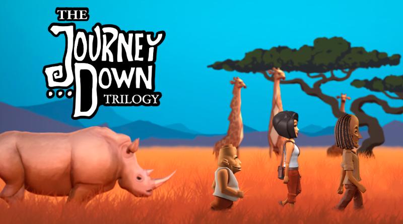 The Journey Down Nintendo Switch