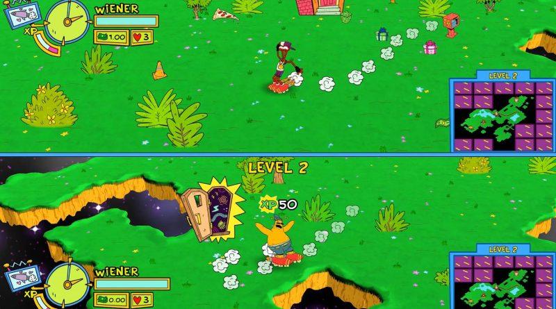 ToeJam & Earl: Back in the Groove Nintendo Switch