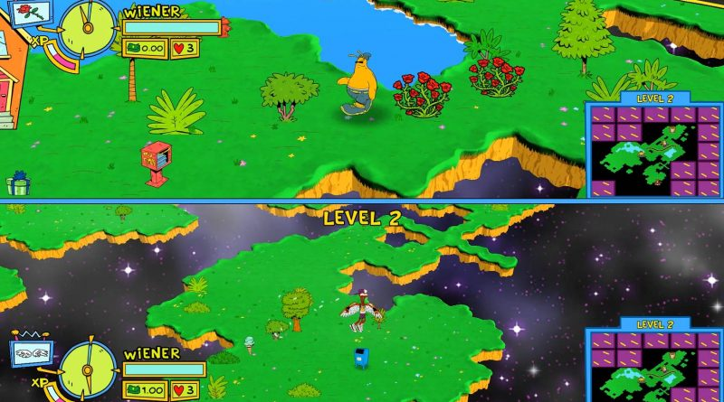 ToeJam & Earl: Back in the Groove Nintendo Switch