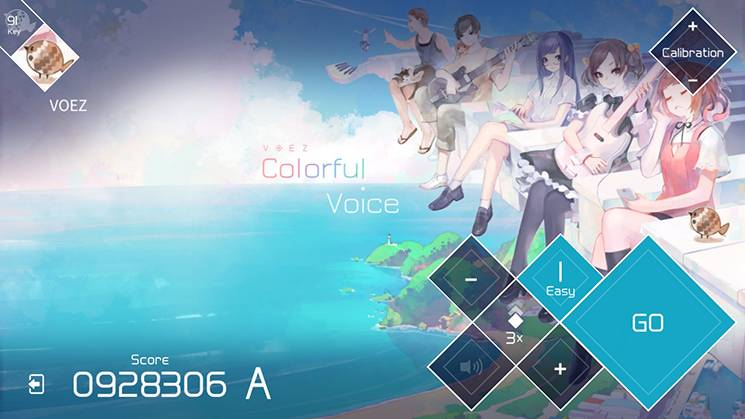 VOEZ Nintendo Switch
