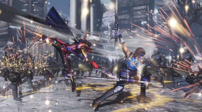 Warriors Orochi 4 Nintendo Switch