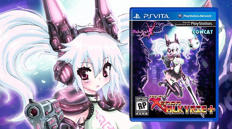Xenon Valkyrie+ PS Vita PS4