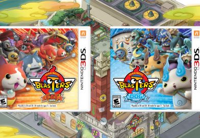 Yo-kai Watch Blasters Coming To Nintendo 3DS In North America & Europe September 7