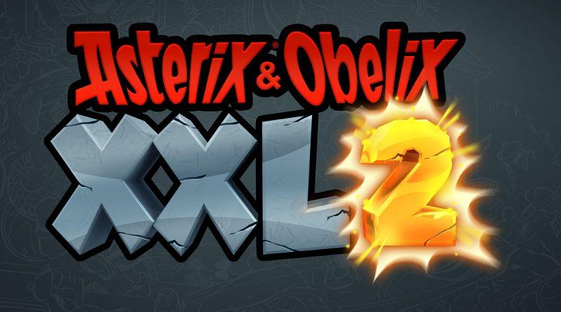 Asterix & Obelix XXL 2 remaster Asterix & Obelix XXL 3 Nintendo Switch