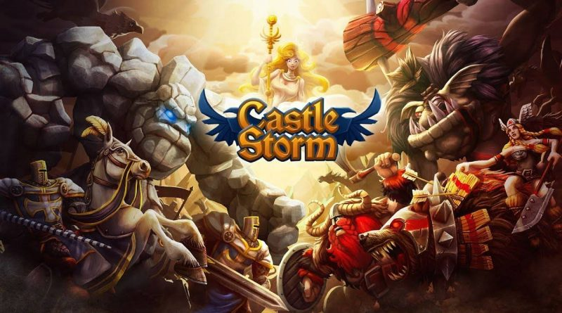 CastleStorm Nintendo Switch