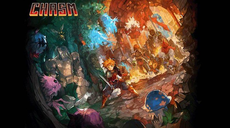 Chasm PS Vita PS4