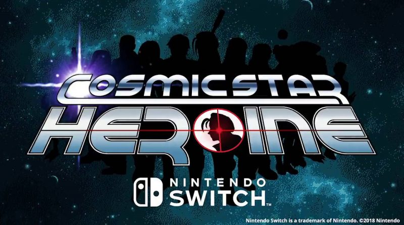 Cosmic Star Heroine Nintendo Switch
