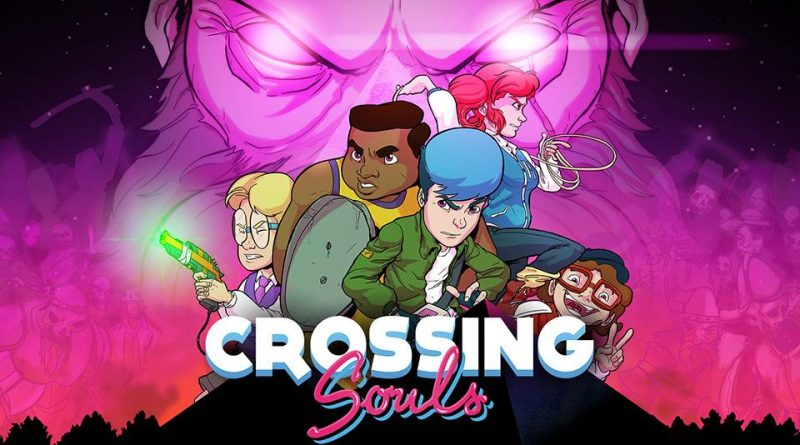 Crossing Souls Nintendo Switch
