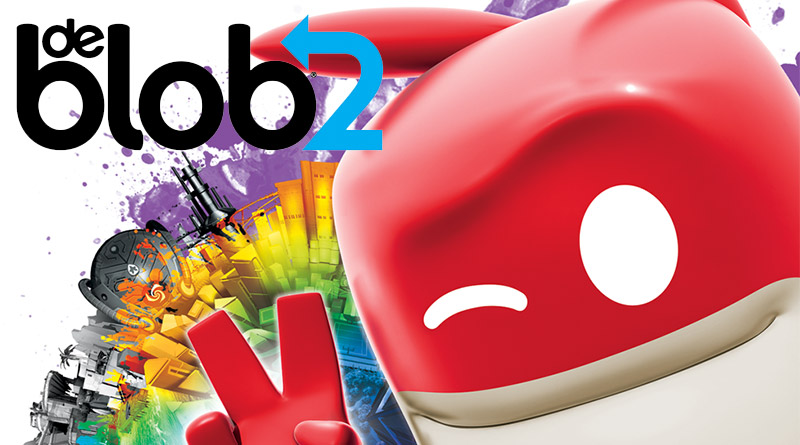 de Blob 2 Nintendo Switch