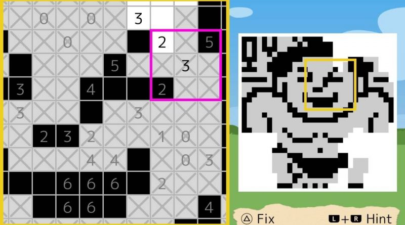 Fill-a-Pix: Phil's Epic Adventure PS Vita
