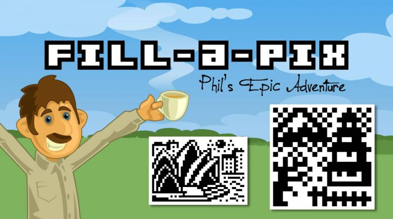 Fill-a-Pix: Phil's Epic Adventure PS Vita PS4