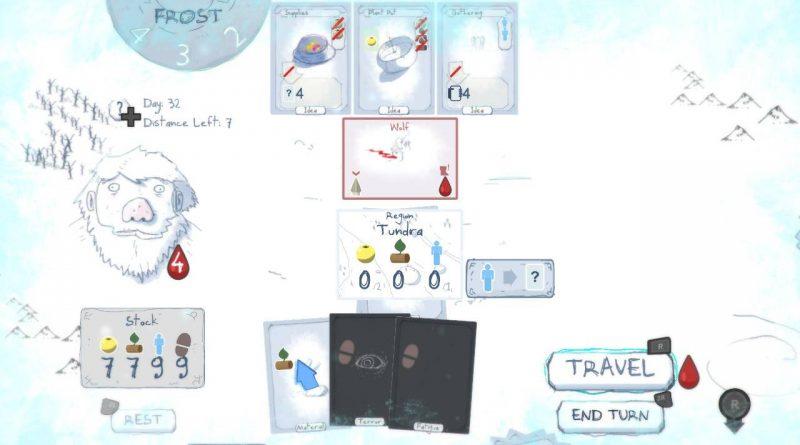 Frost Nintendo Switch